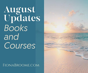 August Updates – Books & Courses