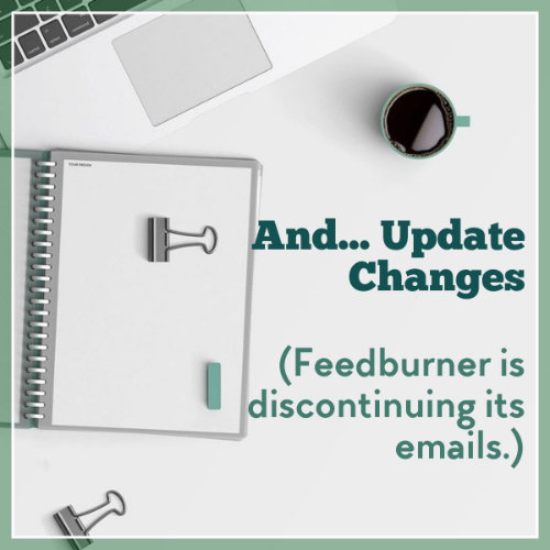 Your Update Messages – Changing